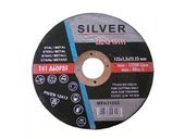 TARCZE METAL SILVER 125x1,2 TARCZA DO METALU  BLADES SILVER METAL CUTTING