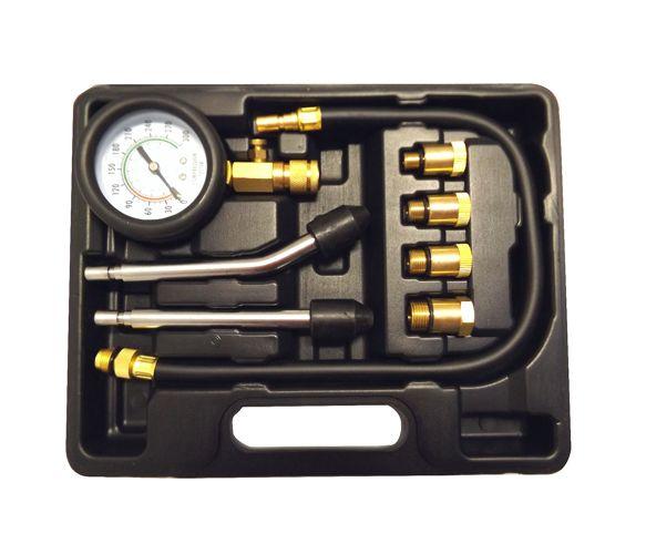 tester sprezania cisnienia miernik benzyna   czarna walizka  cka pro petrol engine