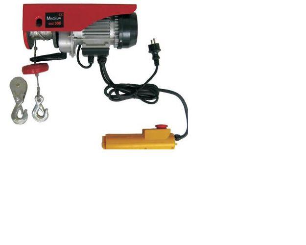 Chłodny Wciągarka elektryczna linowa 500/1000kg 230V 1600W wyciągarka 20m HR23